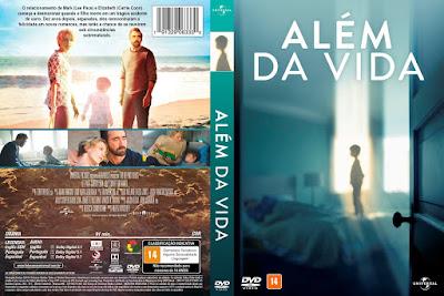 Filme Além da Vida 2017 (The Keeping Hours) DVD Capa