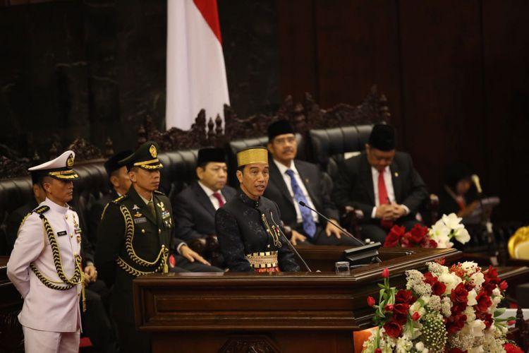 Novanto Menolak Diperiksa KPK, Ini Komentar Jokowi