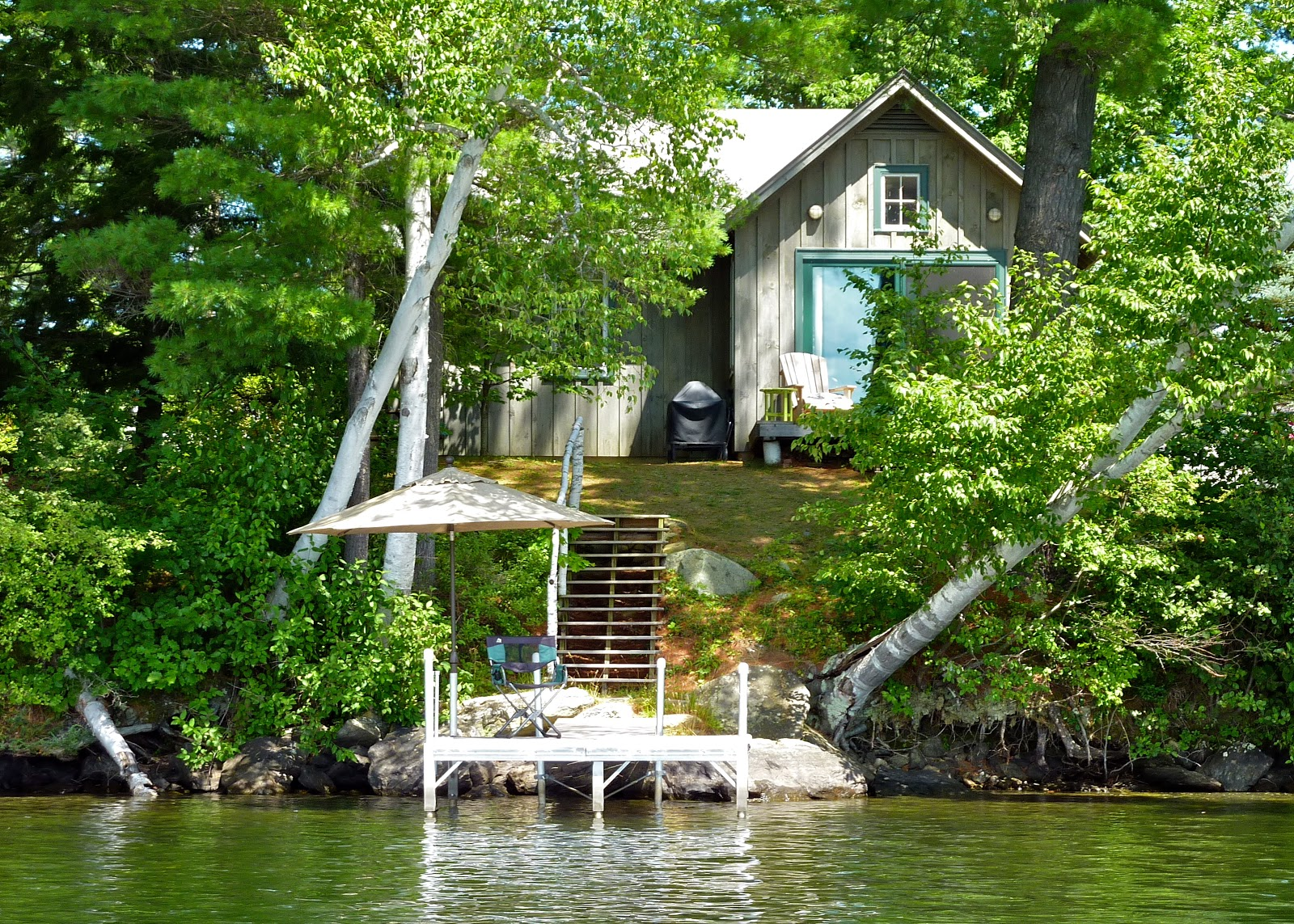 Lake Fairlee Vermont Waterfront Cabin Some Photos Around
