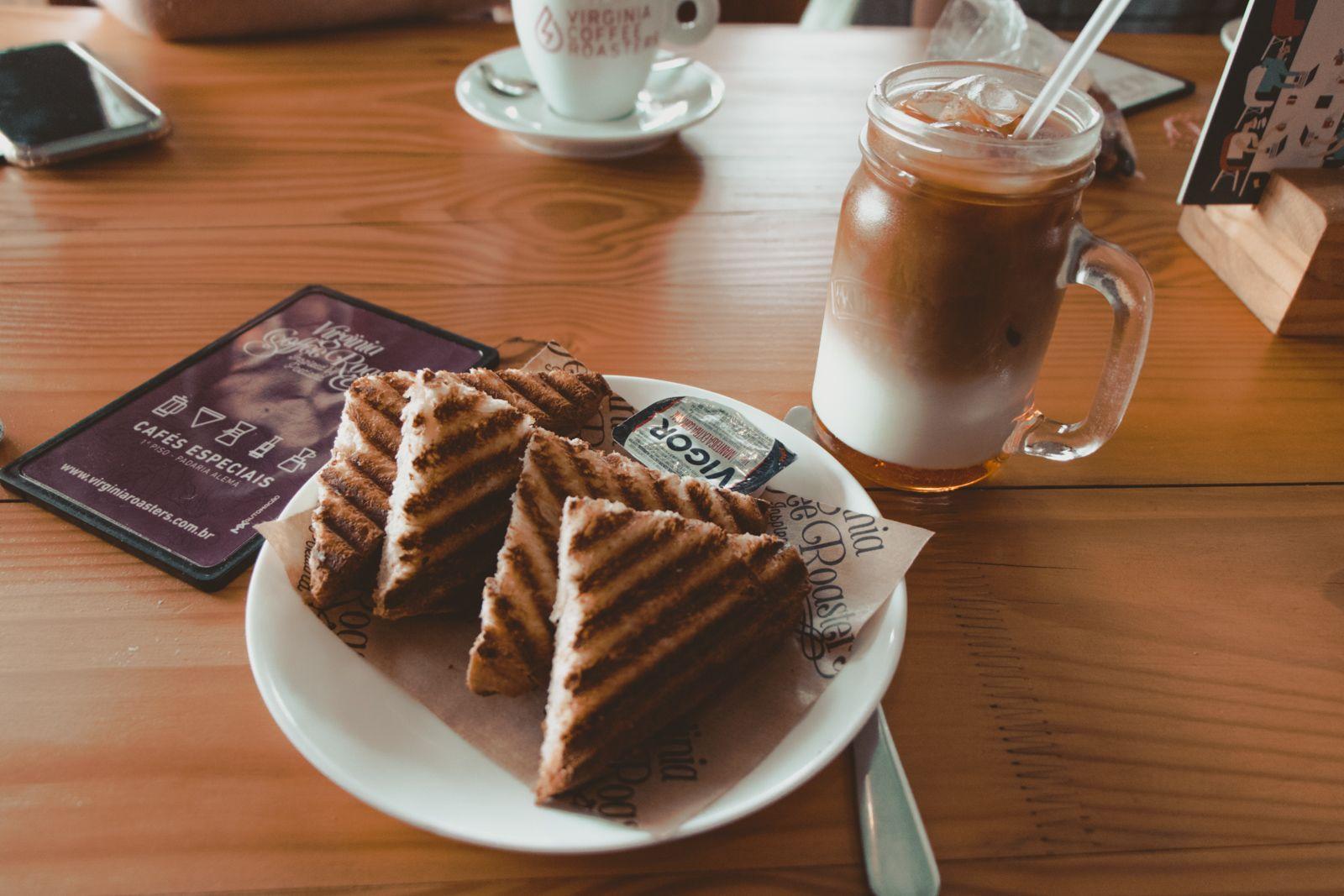 Virginia Coffee Roasters | Campinas - SP café da manhã