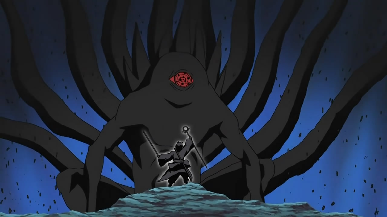 The gallery for --> Naruto 1 10 Tailed Beast