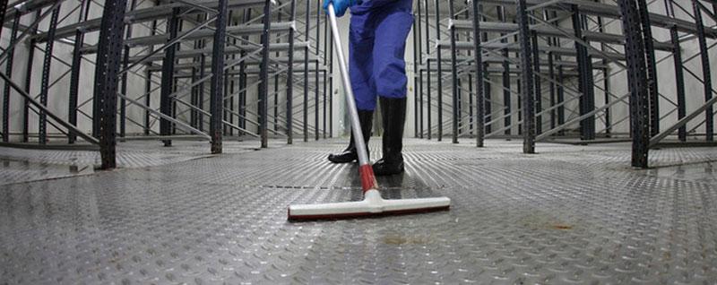 limpiezas industriales Calicanto