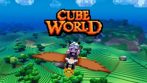 Cube World tưởng như đã ra mắt từ năm 2011...