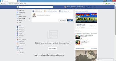 Cara Membuat Akun Facebook Lengkap Dengan Gambar