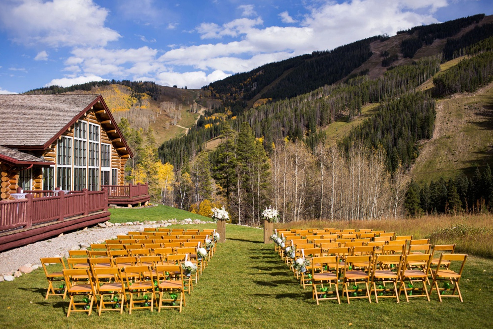 Beano's Cabin Breckenridge CO Wedding Venues
