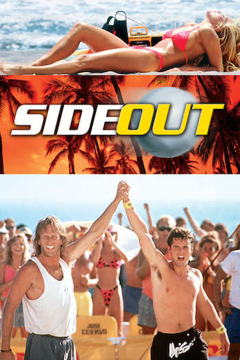 Side Out 1990 Uncut Dual Audio 480p WEB-DL 300mb