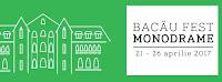 Cine sunt castigatorii Bacau Fest-Monodrame 2017