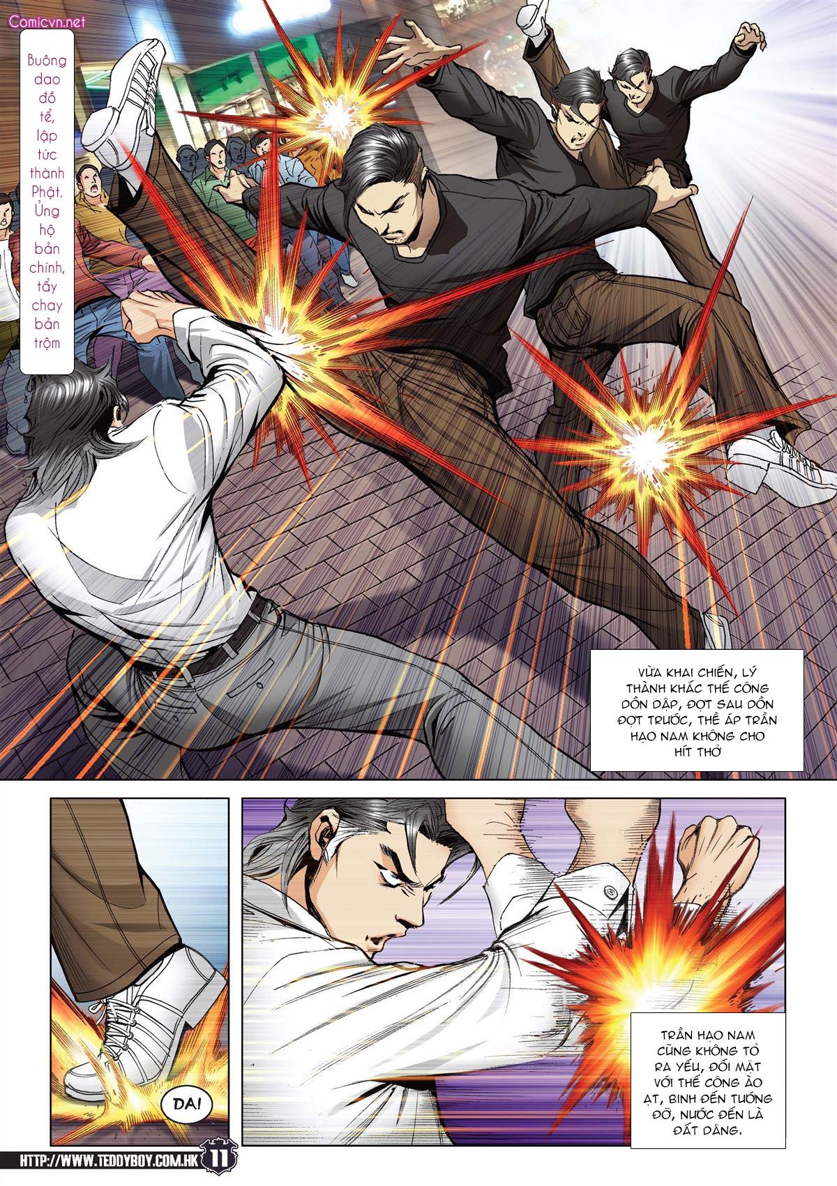 Người Trong Giang Hồ chapter 2093: nó là tay trong trang 10