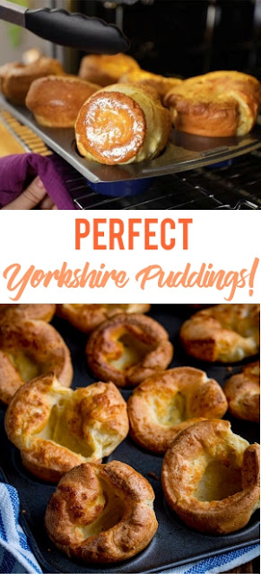 Perfect Yorkshire Puddings!