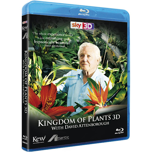 Kingdom of Plants 3D SBS