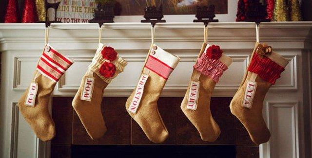 Η ιστορία της χριστουγεννιάτικης κάλτσας.