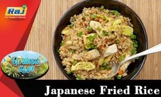 Japanese Fried Rice | Food Segment | Pengal Neram | 24 October 2018 | Raj Tv