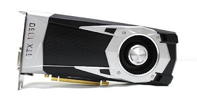 NVidia GeForce GTX 1060 5GBドライバーダウンロード