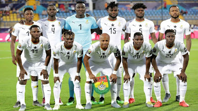 مشاهدة مباراة غانا وساو تومي وبرينسيب بث مباشر اليوم 18-11-2019 في تصفيات كأس أمم أفريقيا