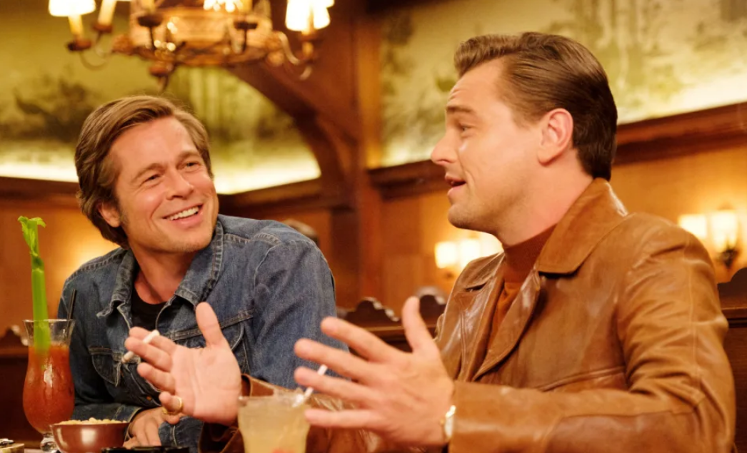 Brad Pitt Is A Character Actor Trapped In A Movie Star's Body