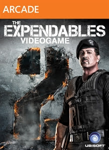 The Expendables 2 Videogame (X-BOX 360) 2012 JTAG