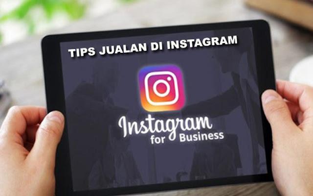 Tips Cara Jualan di Instagram Biar Laris
