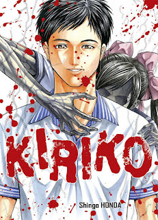 Kiriko de Shingo Honda aux éditions Komikku