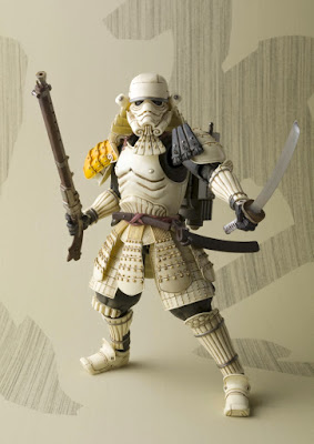 Star Wars Teppo Ashigaru Sandtrooper Meisho Movie Realization Action Figure