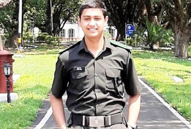 NDA प्रवेश परीक्षा में हिमाचली बेटे आदित्य राणा ने देश में प्रथम स्थान हासिल किया