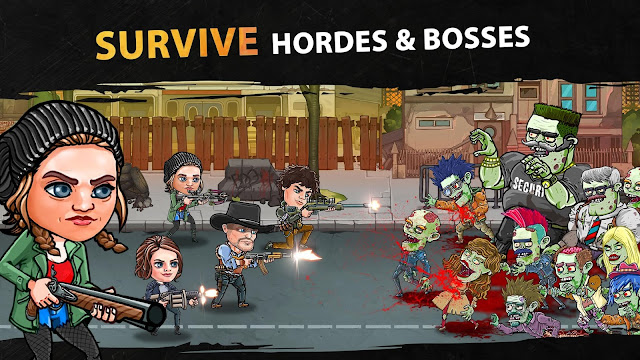 Zombieland: Double Tapper Mod Apk