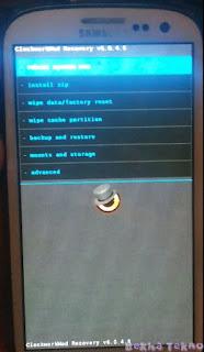 CWM Samsung S3