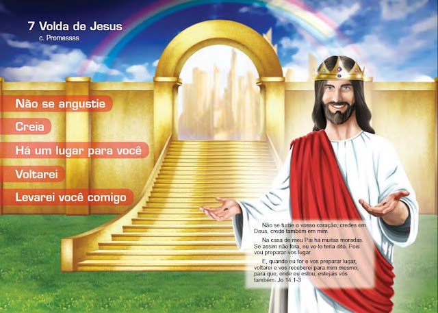 7 Segunda vinda de Cristo