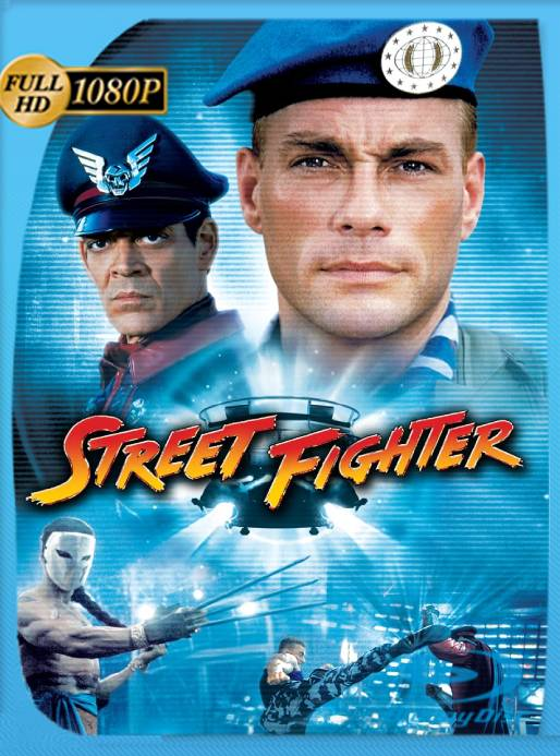 Street Fighter (1994) BRRip [1080p] Latino [GoogleDrive] Ivan092