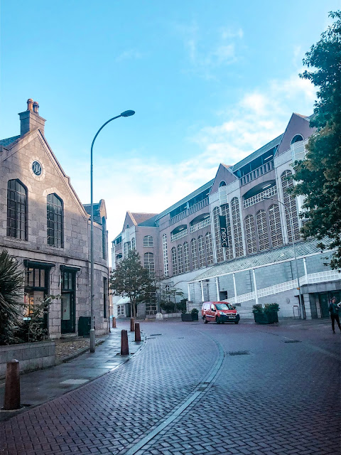 Solo travel in my 30s- empty streets of Aberdeen