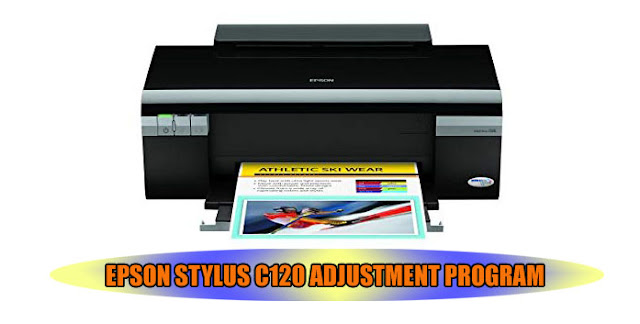 Epson Stylus C120 Printer Adjustment Program