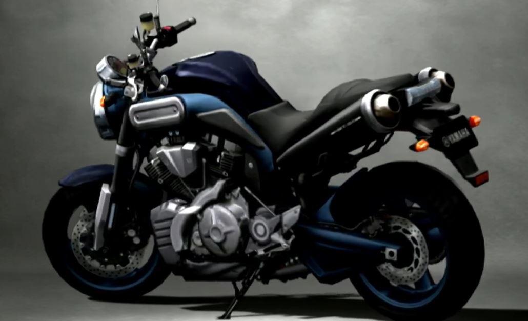 Yamaha MT 01 2005