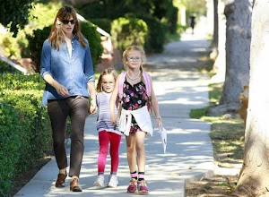 Enough! Jennifer Garner wants no more children