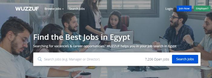 أفضل-موقع-توظيف-فى-مصر-موقع-وظّف-Wuzzuf