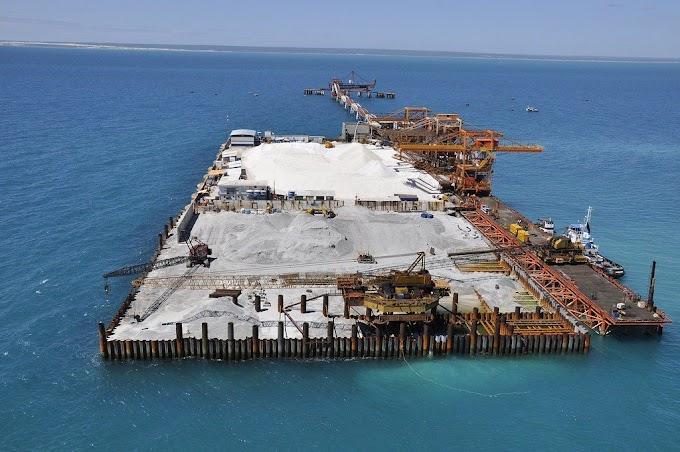 Governo Federal anuncia privatização do porto de Areia Branca