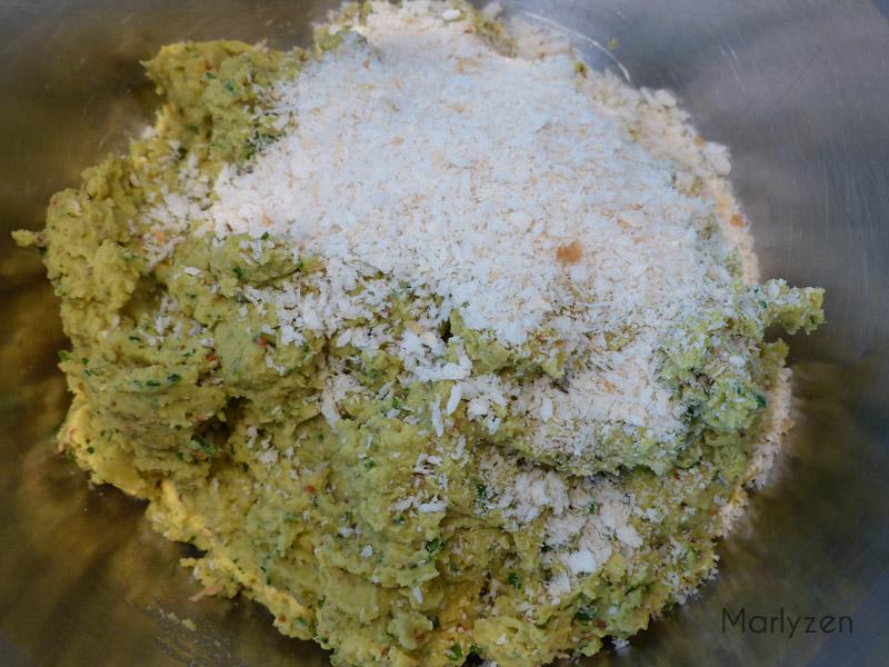 Boulettes de flageolets aux épices