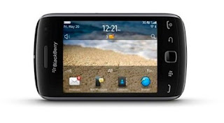 BlackBerry Curve 9380 NFC smartphone available from O2 Ireland