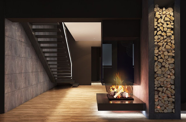 staircase design north west