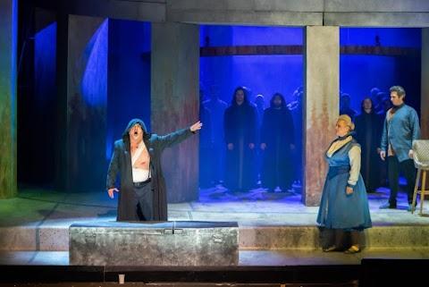 Ritka Puccini-darabot tűzött programjára az Opera