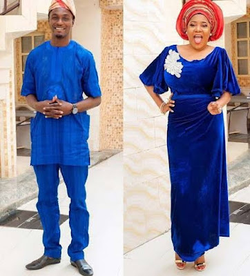 Actor Adeniyi Johnson Mocks Ex Wife Toyin Abraham For Losing Her Engagement.