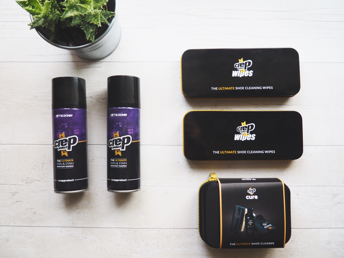 Crep Protect Sneaker Cleaning Kit Review