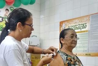 Campanha de vacinação na Paraíba é antecipada e começa dia 23 de março, confirma Governo