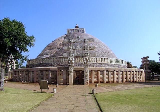 सांची स्तूप मराठी माहीती | Sanchi Stupa information in marathi