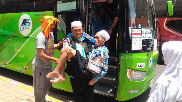 Penelantaran Jemaah di Nabawi