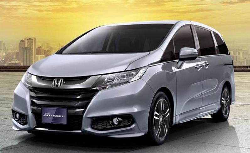 2018 Honda Odyssey Hybrid
