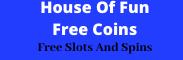 House Of Fun Coin Generator No Survey