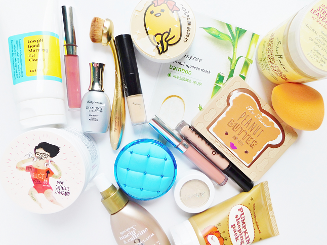 Best of 2016 Beauty Products