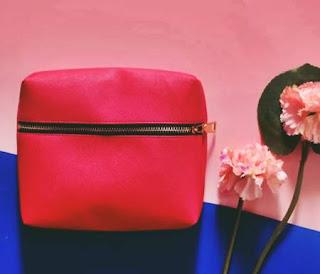 souvenir pernikahan pouch mini