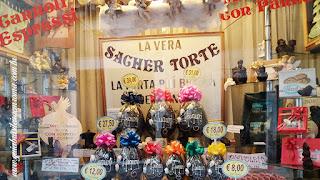 doceri roma italia trastevere ovos pascoa - Docerias em Trastevere