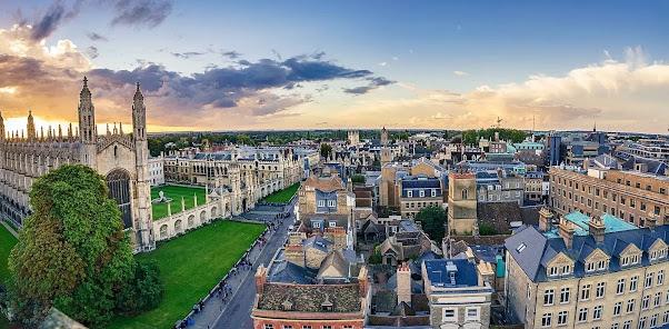 Discover Cambridge-