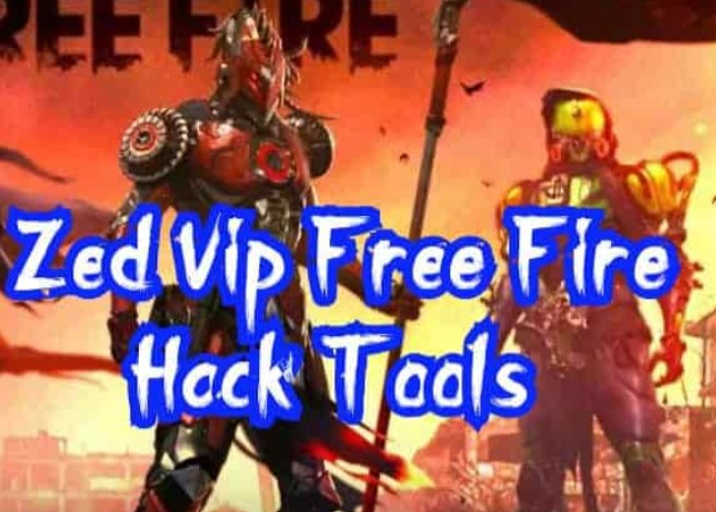 zed vip free fire hack tools